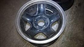 wheel Rims Wide with Jag XJS PCD