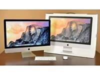 iMac 5k 27 inch MAX SPECS. AppleCare until 2018