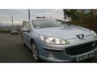 Peugeot 407 HDI Excellent Runner