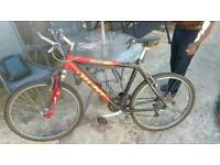 Giant and Carrera bike for sale
