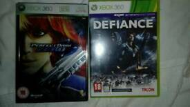 2 BOXED X BOX 360 GAMES FOR £5