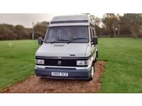 talbot campervan low milage very good condition .1993 not 1991