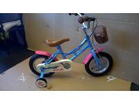 DAWES Lil Duchess, 12 inch wheel, child age 3, new