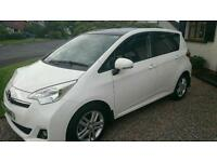 Toyota Verso MPV TSpirit 5Seats With Low Mileage And Great Specification! Good History.