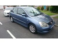 ***MUST GO TODAY*** CHEAP 2005 PLATE HONDA CIVIC ***MUST GO TODAY***