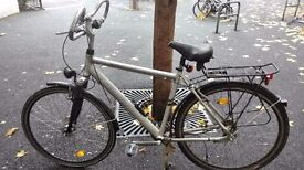 Broken Bike with accessories 45pounds or best offer