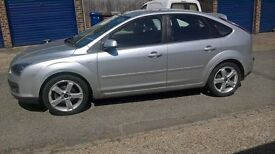 2008 ford focus drives superb