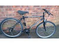 "men's falcon stealth bike 26"" wheels"