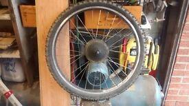 "Wheel, Quando 8 speed 26"""