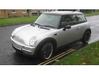 MINI ONE 53 PLATE SILVER LOOKS AND DRIVES GREAT MUST BE SEEN