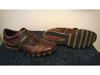 mens shoes never worn kickers and firetrap and hush puppies boots must go!