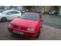 compleate vw golf for breaking