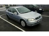 Vauxhall Astra 1.6 petrol 8v 2001