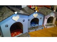custom dog,kat house,kennel