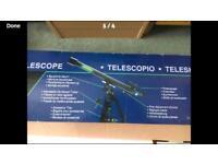 Bushell telescope boxed