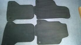 VW Polo 2002/2010 valour floor mats x4