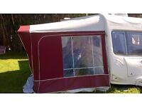 CARAVAN PORCH AWNING ,