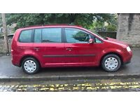 Volkswagen Touran 1.6 2004 (54) **7 Seater**Full Years MOT**Great Running Car**£1695**