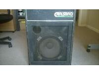 Vintage Carlsbro Cobra Bass Combo Amp/Amplifier