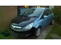 Breaking 2007 Corsa D 1.2 Breaking for parts