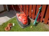 Lawn Mower & Strimmer