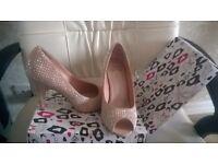 Kurt Geiger size 6 ladies shoes
