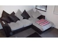 REDUCED PRICE Perfect condition L shape sofa