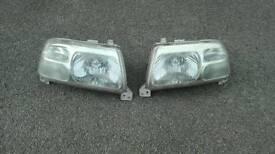 Suzuki Vitara Headlights