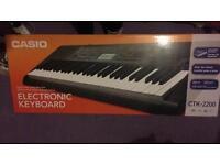 Casio CTK-2200 Electronic Keyboard
