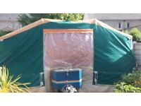 Soft top Trailer Tent For Sale