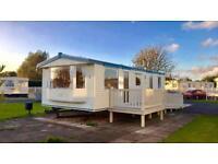 Static caravan for sale on skegness Lincolnshire east coast
