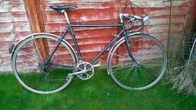 Retro 1977 Carlton racing / tourer bike