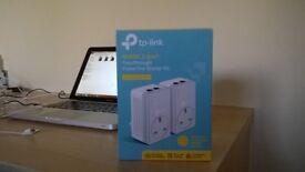 TP-Link AV600 2 port Passthrough Powerline Starter Kit