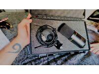 MXL 770 + Shockmount (New)