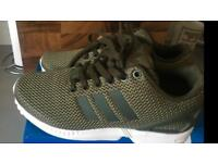 Adidas Zx Flux uk5.5 excellent Worn once 100% genuine