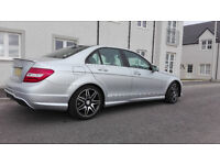 (Swap) Mercedes Benz C250 CDI BlueEFFICIENCY Salon AMG Sport Plus (Swap)