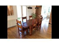 Furniture set/dining table