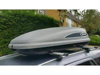 THULE ROOF BOX FOR SALE