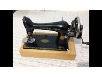 Singer sewing machine classic model