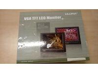 "7"" Lilliput TouchScreen Field Monitor for DSLR Video Camera"