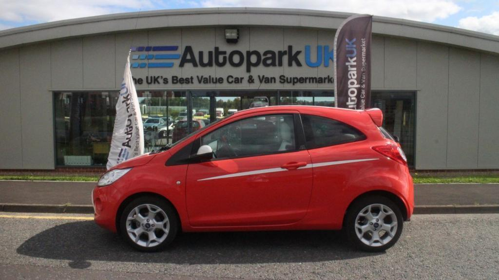 Ford Ka   Grand Prix D  Bhp Quality Best Value Assured Red