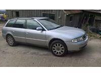 Audi A4 Estate Petrol