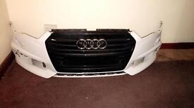 Audi A6 2016 Front Bumper For Sale