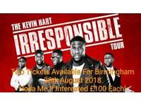 Kevin Hart Tickets Birmingham