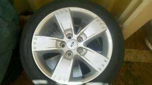 Wanted: Wheels For XR Ford, 17 Inch. Whyalla Whyalla Area Preview