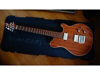 EBMM Music Man Musicman Axis Super Sport all rosewood neck - swap trade for a nice Les Paul