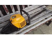 McCulloch Gladiator 550 Petrol Hedge Trimmer