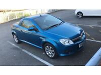 Vauxhall Tigra 1.4 2008 LOW MILES (cat n non structural damage repairable)