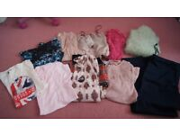 Women's clothes bundle NEW and used size 10 (S)
