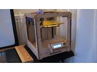 3D printer to swap for 5.1 surround sound system